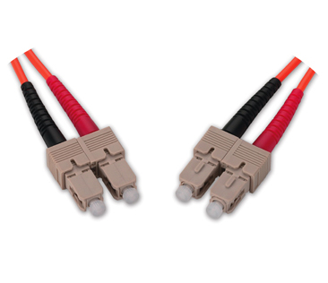 SC - SC MM Duplex Patch Cord
